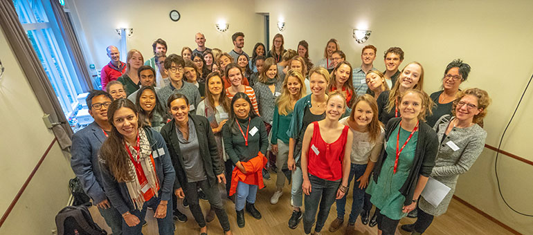 Student challenge participants, The Netherlands, October 2018