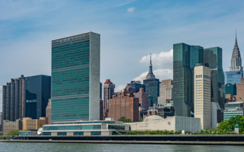 76th Session of the UN General Assembly (UNGA 76)