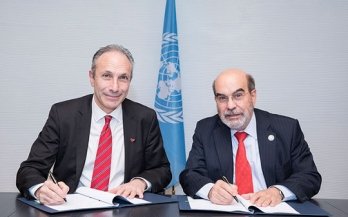 FAO and GAIN to scale up joint efforts targeting healthy diets
