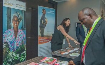 First-ever Nutrition Africa Investor Forum to discuss tackling malnutrition by attracting private sector investment into the dynamic African food industry
