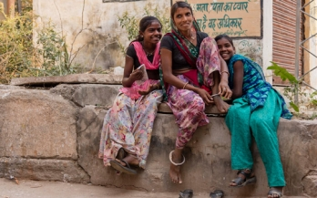 Ensuring nutrition, developing livelihoods and empowering women in rural India